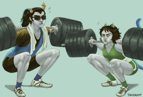 twogiggy:  Meowrails lifting weights please full view uvu.