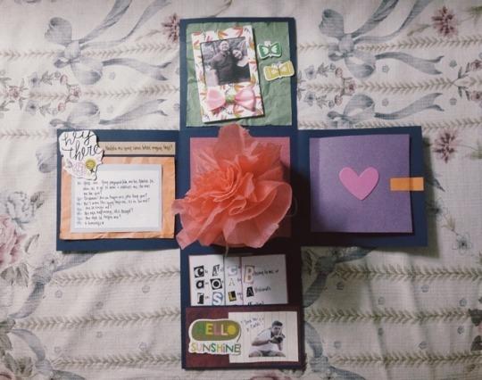 Boyfriend anniversary gifts tumblr