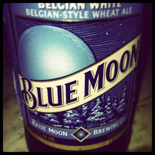 Sorry pops, beat you to the last one  #bluemoon