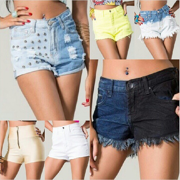 kamishade:  New Chic Denim Shorts!! (10) New Styles!! Take 30% Off Now + Free Shipping at www.kamishade.com #trendy #love #designer #summer #hot #fashion #clothing #fashionable #instafashion #model #style #kamishade #musthave #glam #fabulous #glam #girly #Fashionista #fashiondiaries #clubsocial #photos #pretty #shopping #shorts #denim  (at www.kamishade.com)