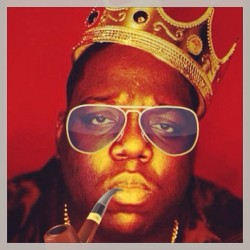 fancybubbly:  #HappyBirthdayBiggie #HipHopNation #HipHop #Rap #Rapper #Biggie #PopCulture  @iamdiddy @officialclubdiddy  (at Champagne Poppin )