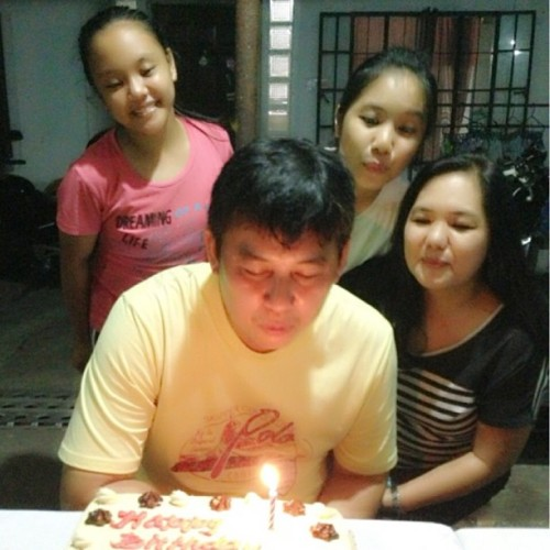 Happy birthday, Tito Nesty! #birthday #family