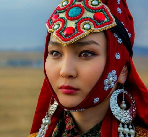 Kyrgyzstan   Tumblr Mongolian Beauty Queen