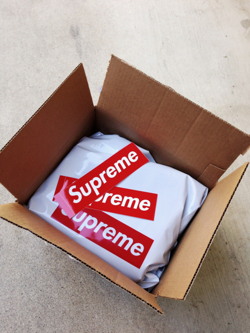 boyextraordinary:  Skating for Supreme it's like Christmas every 3 1/2 weeks.