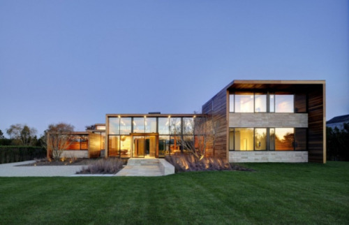Residential Architecture: Sam's Creek House by Bates Masi Architects..(via * Residential Architecture: Sam's Creek House by Bates Masi Architects)
