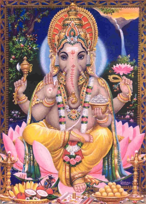 totasworld:  Ganesh