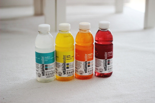 itsjeron:  I pretty much live on vitamin water