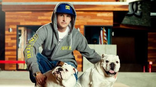 Congrats to Rob Dyrdek for being 'Racehorse Lover Of The Week' on America's Best Racing! Dyrdek explains his love for the hobby. http://shar.es/ZehKa