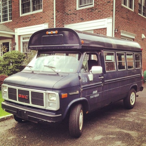 Bought our first van today! See you guys on the road this summer
