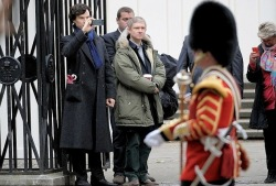 Ben is one of us, he is a London tourist ahaha