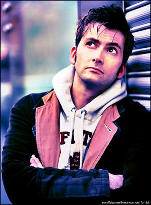 nowlifeissweetlikecinnamon:  !!!Happy Tennant Tuesday!!! ♡♡♡♡