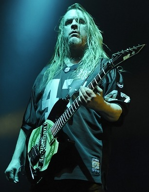 rollingstone:  Jeff Hanneman, one of the founding guitarists of the pioneering thrash metal band Slayer, died today in Southern California of liver failure.