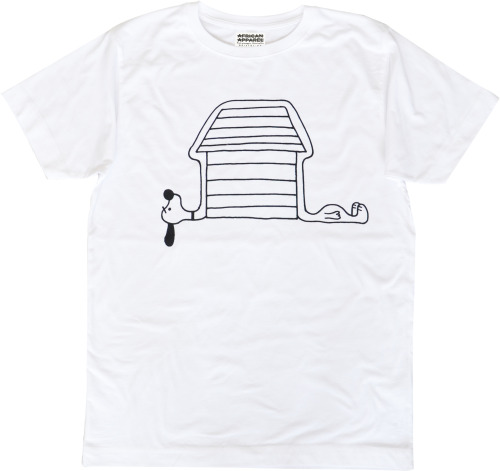 LONG NECK SNOOPEE by Ken Kagami for AFRICAN APPAREL http://store.africanapparelstore.com
