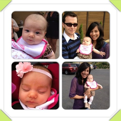 Brynna's first trip to Temecula #instacollage