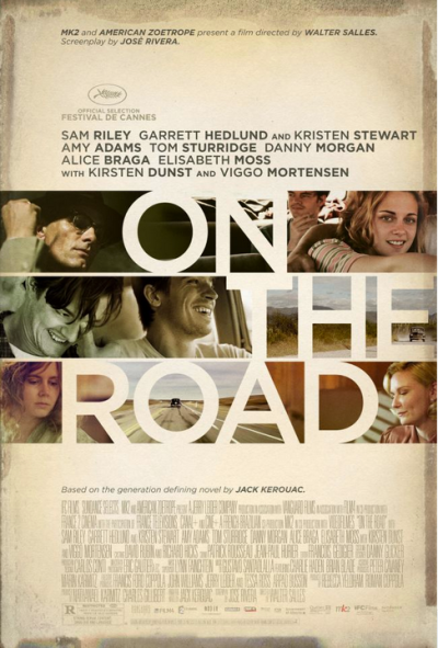 #OnTheRoad's poster was named one of #EW's Top 25 Posters of the Year: http://bit.ly/QSrNjt