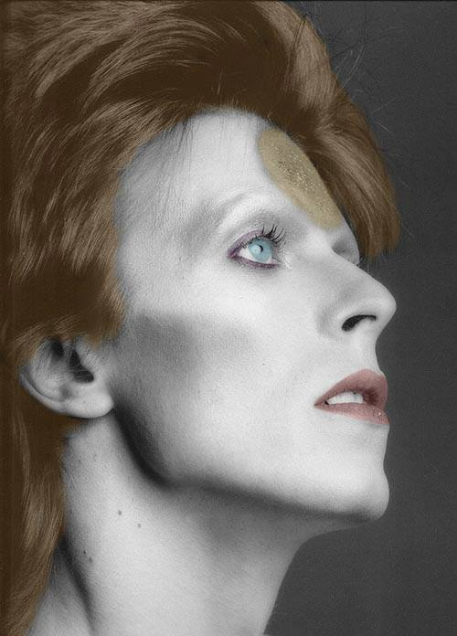 davidbowieslover:  baiosensidan:  David Bowie - The Face Of Reality  This photo is so breathtaking.