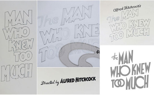 THE MAN WHO KNEW TOO MUCH: IN-HOUSE DESIGN AT THE CRITERION COLLECTION. This is awesome. The Criterion Collection is on of my favorite things, and their design plays a big part in that.