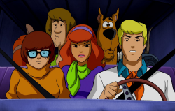 they are the scooby doo gang and you can't tell me otherwise