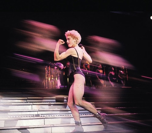 Madonna - Who's That Girl Tour - 1987