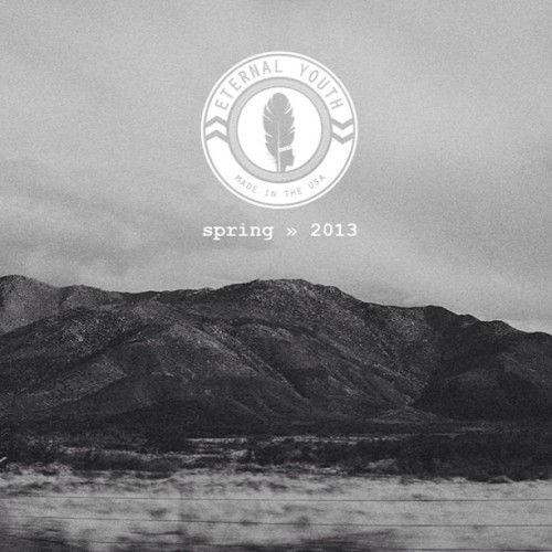 eternalyouthco:  Spring launches tomorrow // 4.3.13