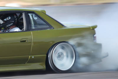 motormavens:  Rowdy!!! (via Revel's Driftmechaniks/TeamRowdy S13 build | MotorMavens Readers Blog)