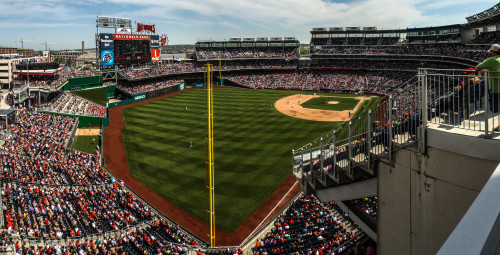 Nationals Park, DC