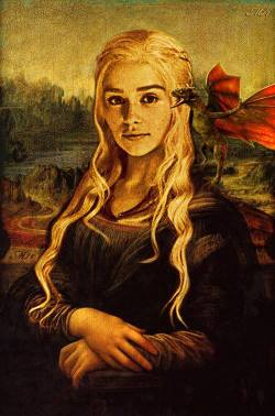 vereenabitch:  Monna Daenerys via. https://www.facebook.com/DaenerysTargaryenTheQueen