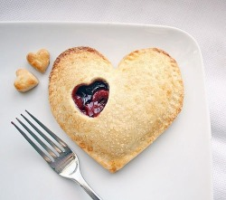 Show Your Love With Heart Shaped Food