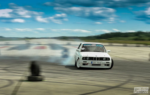 Flamboyant Starring: BMW E30 (by stenJDM)