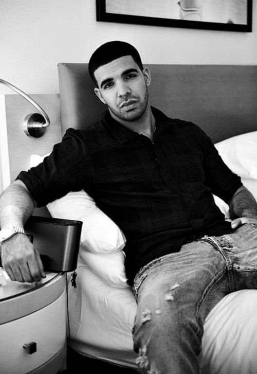 xcherainex:  Drake on We Heart It - http://weheartit.com/entry/54657323/via/Cheraine_t