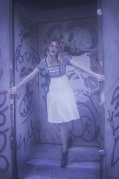 lost-in-elysium:  ☮Indie Grunge / Pastel Goth Fashion☮
