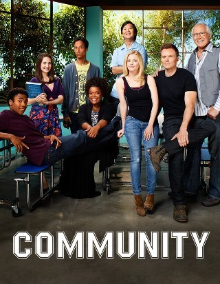 I'm watching Community                        23 others are also watching.               Community on GetGlue.com