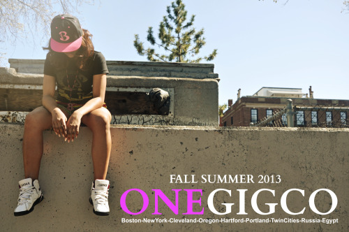 OneGigco Just B Real Snapback Onegigco is a fast growing lifestyle brand birthed in Boston. Taking over the nation currently in NewYork, Cleveland, Boston, Portland, Oregon, TwinCities, Russia, Egypt Consisting of snapbacks, Jewelry, tee's art, beanie's.               For more info and collections log on to their site for more info OneGigco