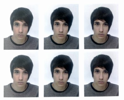 daaanhowell:  even on his passport photo dan has his 'come to bed' eyes on