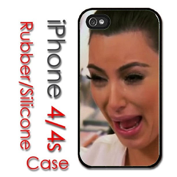 Should I get this case? lolol #kimkardashian #funny #iphone (at Spider Haven)