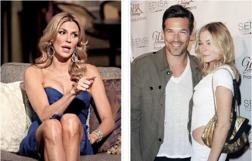 Woah. Now that Brandi Glanville has released her book, we can read some pretty graphic and exacting details about how Brandi learned about LeAnn and how Eddie reacted. Definitely worth a click to read more!