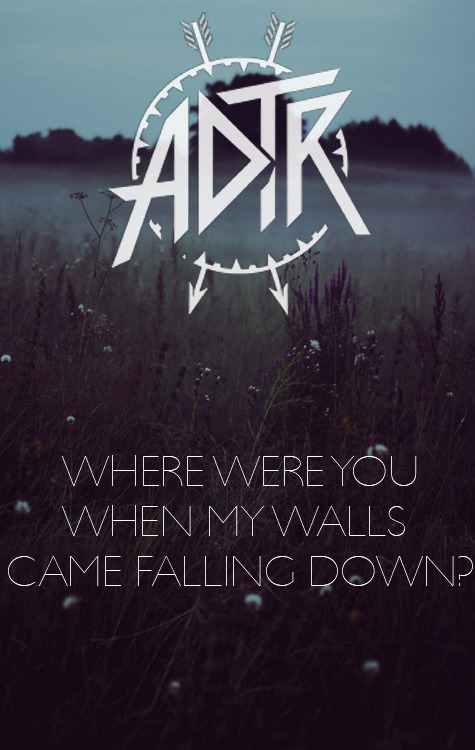 A Day To Remember Lyrics Tumblr what separates ...