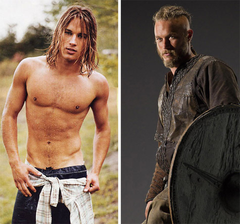 Travis Fimmel Then & Now