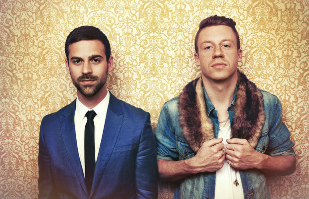 "Macklemore and Ryan Lewis. I really enjoy listening to Macklemore and Ryan Lewis' music. I love the fact that their music is so ""real"". They have put many thoughts to their album 'The Heist' and I love it. I also listen to Macklemores other albums but The Heist is my favorite.Another thing about Macklemore and Ryan is their looks. They look really good. So thumbs up for them!"