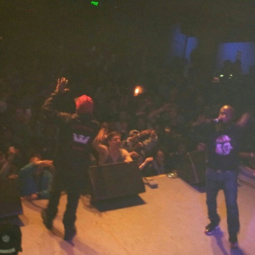 #mobbdeep on stage at #dnalounge @prodigymobbdeep #SanFrancisco