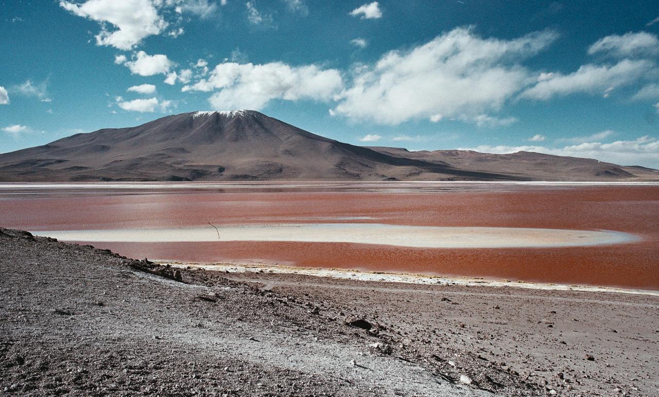 Red Means Dead [Salar de Uyuni, Bolivia, 2012]