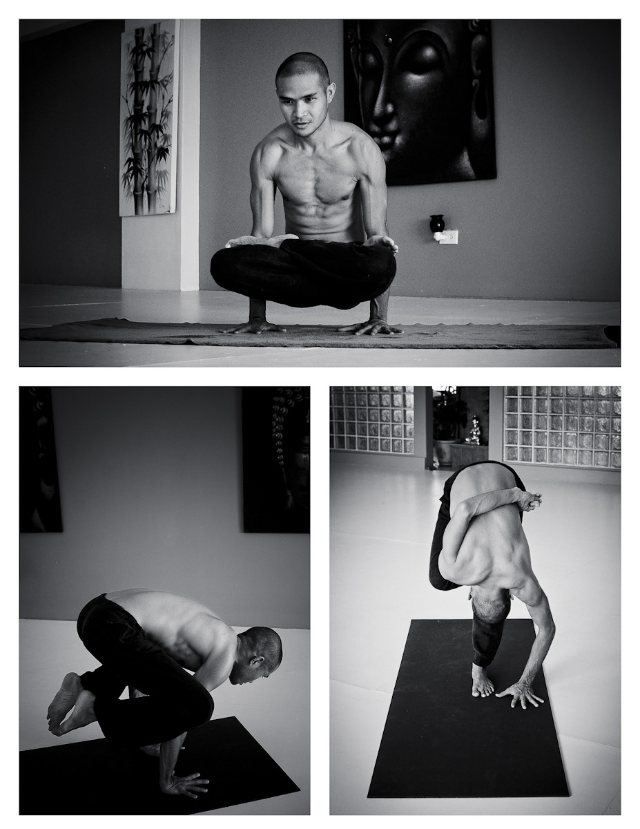 From a shoot I did for the yoga studio I go to: YogaChill. This is one of the instructors, Leif.