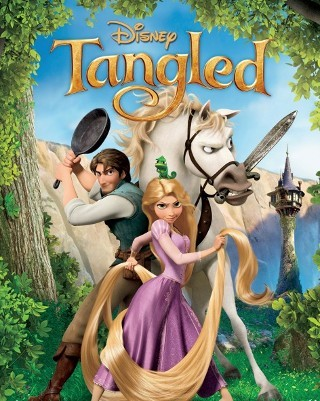 I'm watching Tangled                        Check-in to               Tangled on GetGlue.com