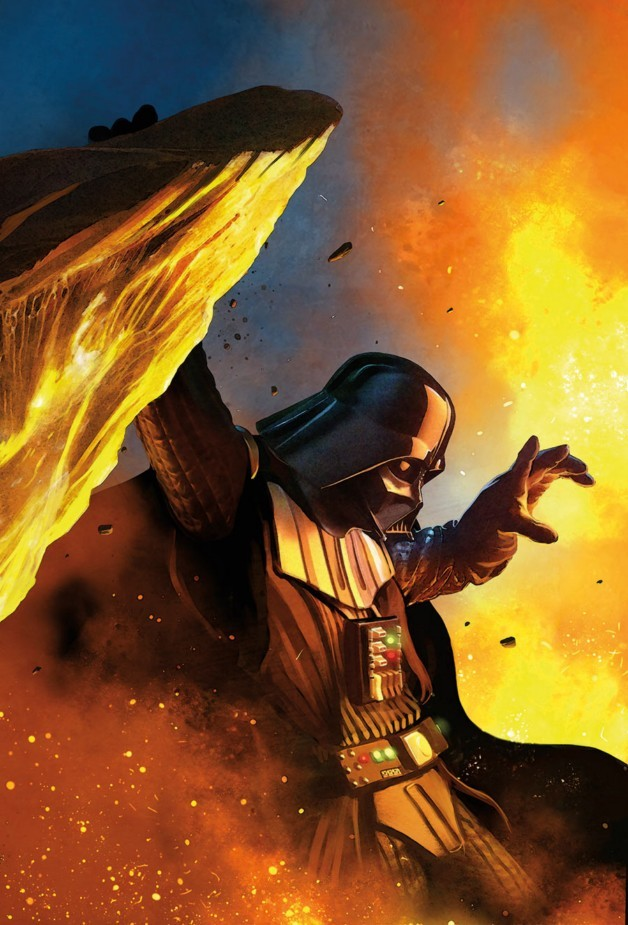 STAR WARS: DARK TIMES—A SPARK REMAINS #1 (of 5)