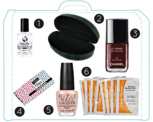 Trying to escape this cold? Don't forget your nail essentials! Check out PYPs guide to keeping your nails perfect while traveling here!