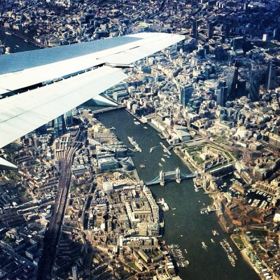 Oh hey #London
