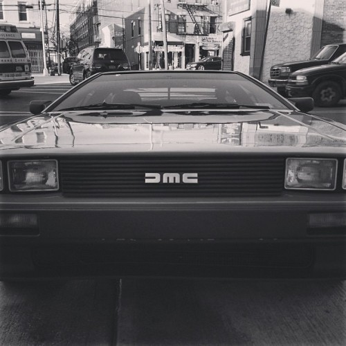 timbonvallet:  DMC Delorean #dmc #delorean #deloreanmotorcompany #car #backtothefuture #bttf