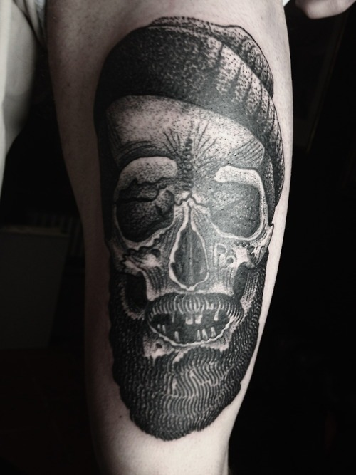 ink-its-art:  Done by Rafael Delalande