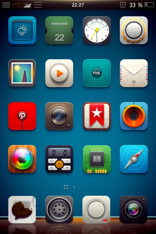My springboard with #motif. Will you find #bob? Release on Friday! Follow @muthemes – View on Path.