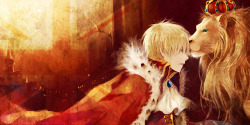 "hetalia-quote:  ""Between a tyrant and a prince there is this single or chief difference, that the latter obeys the law and rules the people by its dictates, accounting himself as but their servant."" —John of Salisbury"